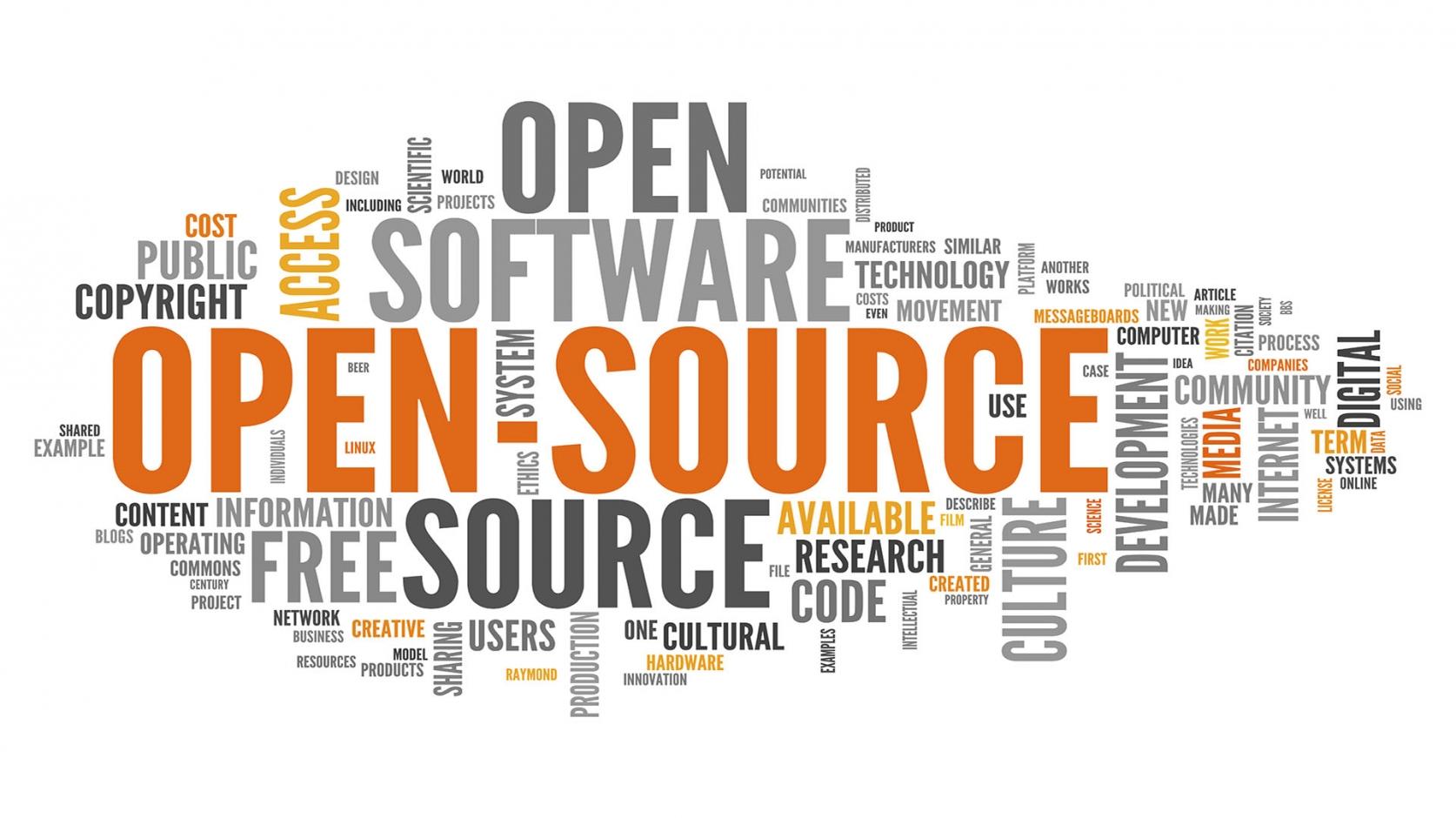 නොමිලේම ලබාදෙන Open-source software ගැන දැනුවත්ද ?